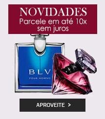 Novidades em Perfumes! Confira