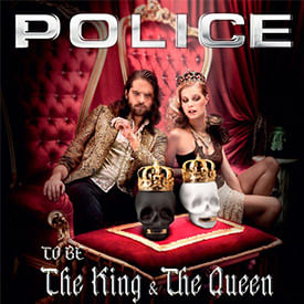 Perfumes importados Police - To Be King