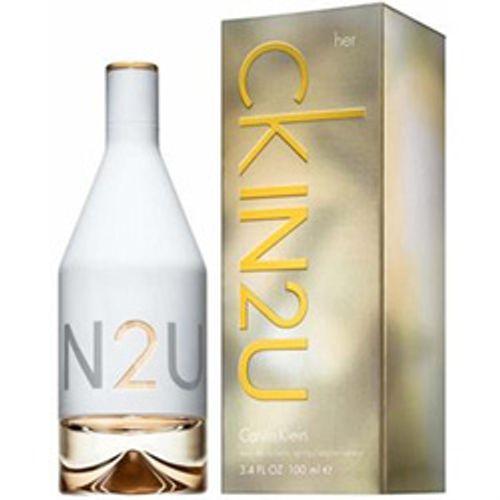 Perfume CKIN2U Her Eau de Toilette Feminino 50 ml