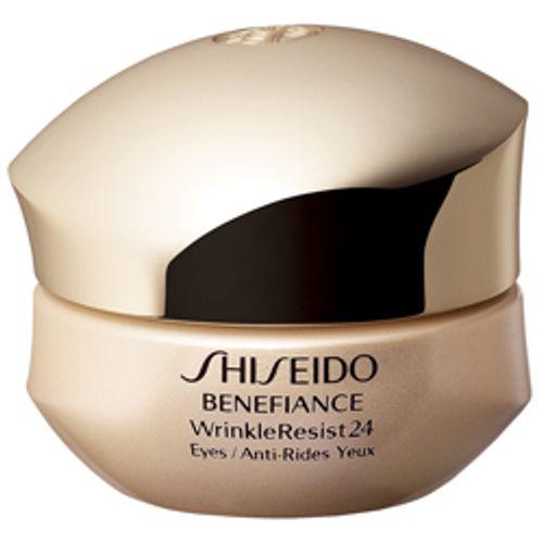 Antienvelhecimento Shiseido Benefiance WrinkleResist24 Intensive Eye Contour Cream 15 ml