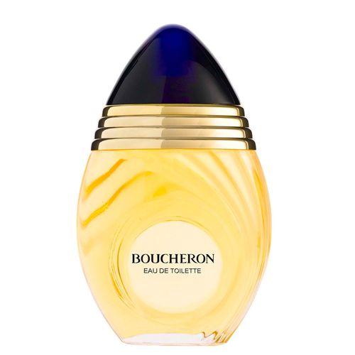 Perfume Boucheron Pour Femme Eau de Toilette Feminino 50 ml