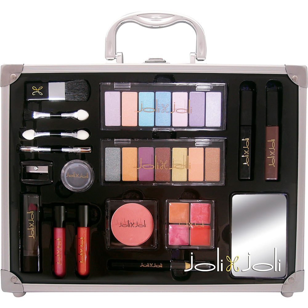 Maleta de Maquiagem Trendy Make - up Case 1 Unid.