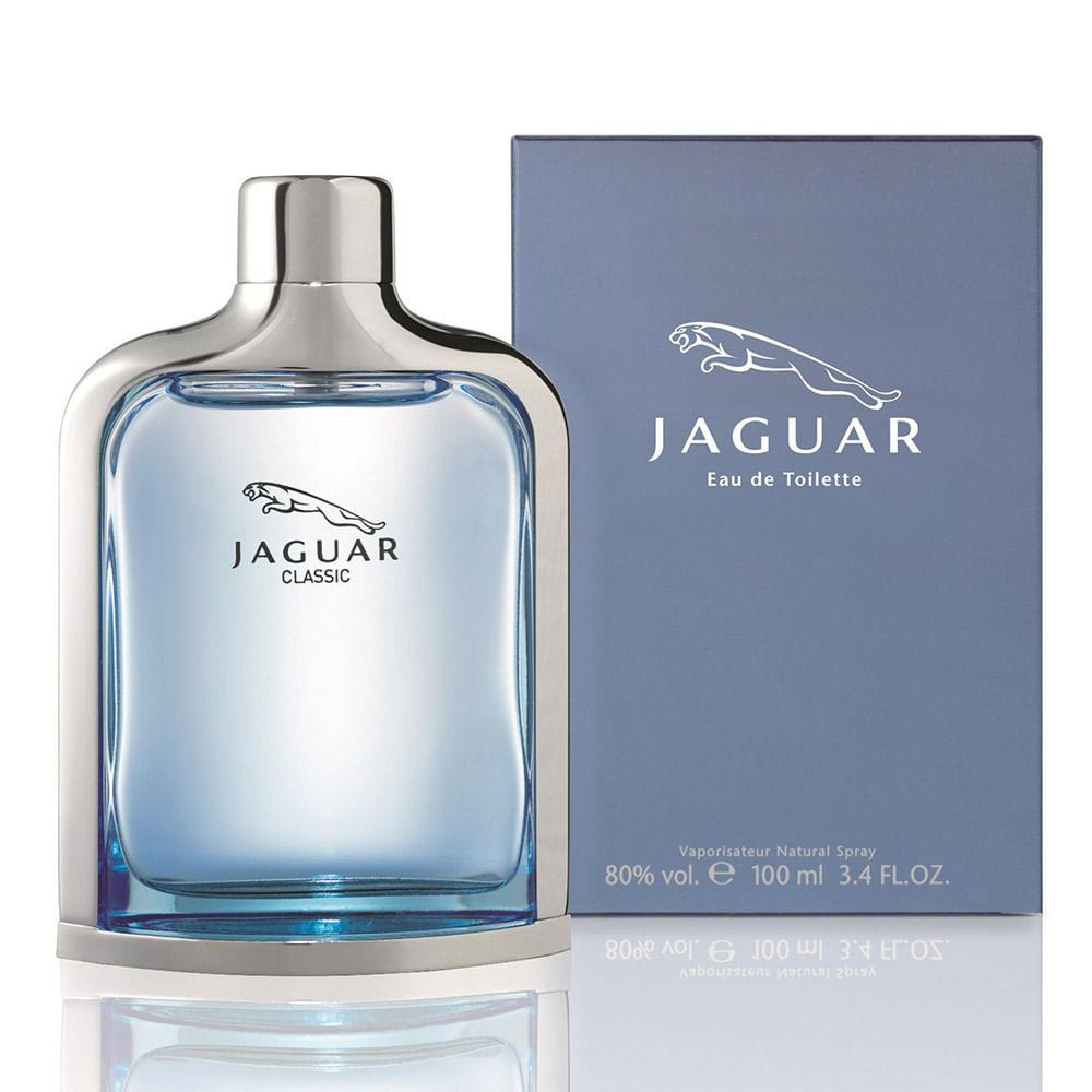 Jaguar Classic Eau de Toilette Masculino 100 ml
