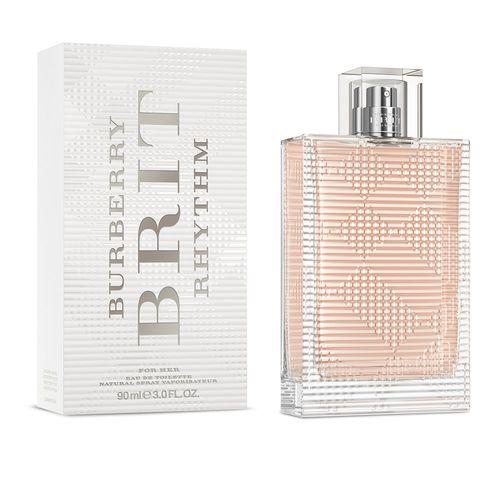 Brit Rhythm For Her Eau de Toilette Feminino 30 ml