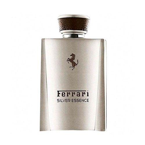 Ferrari Silver Essence Eau de Parfum Masculino - 100ml