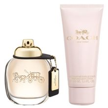Kit-Coach-Woman-Eau-de-Parfum-Feminino---EDP-50-ml---Body-Lotion-100-ml
