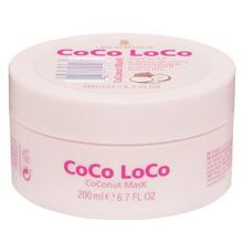 Mascara-Lee-Stafford-Coco-Loco-Coconut-Mask---200-ml