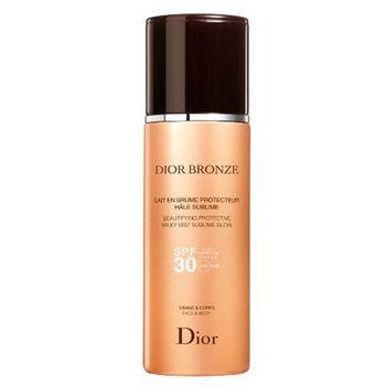 Protetor-Solar-Corporal-e-Facial-Dior-Bronze-Protecteur-Milk-Mist-SPF-30-125-ml