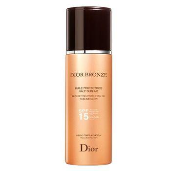 Protetor-Solar-Dior-Bronze-Beautifyng-Protective-Oil-SPF-15-125-ml