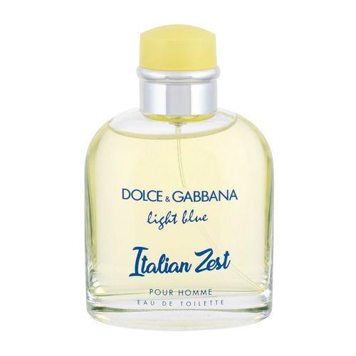 Light Blue Italian Zest Eau de Toilette Masculino 125 ml. Dolce   Gabbana 76c08a800e