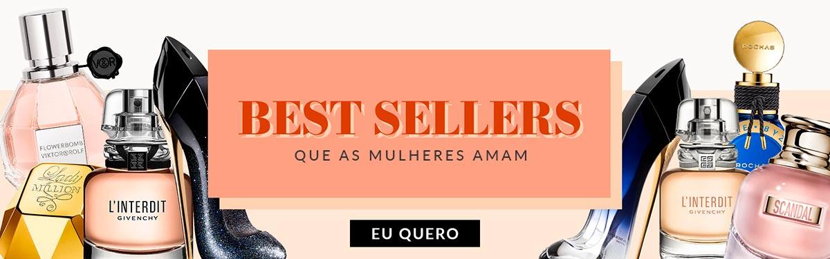 [Best Sellers Femininos do ShopLuxo]