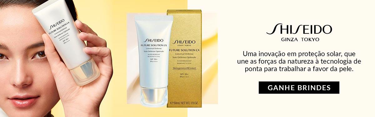 [Shiseido Future Solution LX no ShopLuxo]