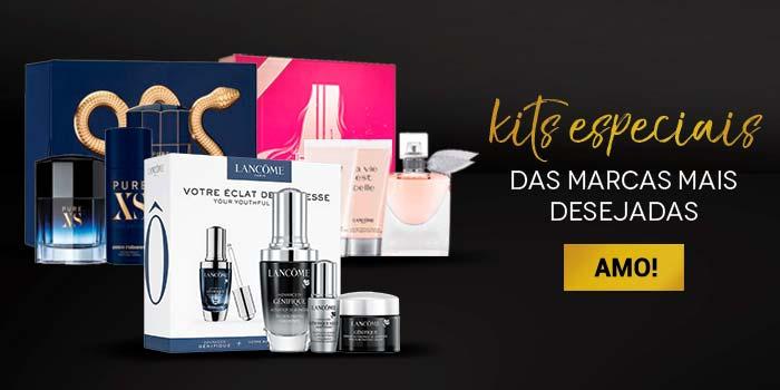Kits de Perfumes no ShopLuxo