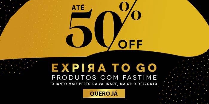 Expira to Go no ShopLuxo
