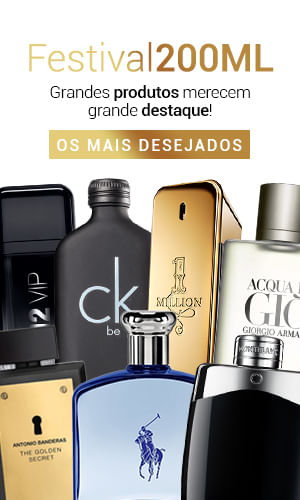 Festival 200 ml no ShopLuxo