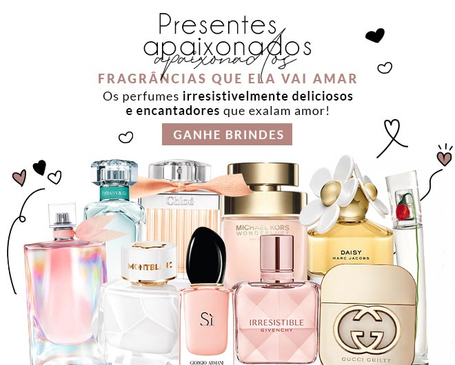 [Presentes para Elas no ShopLuxo]