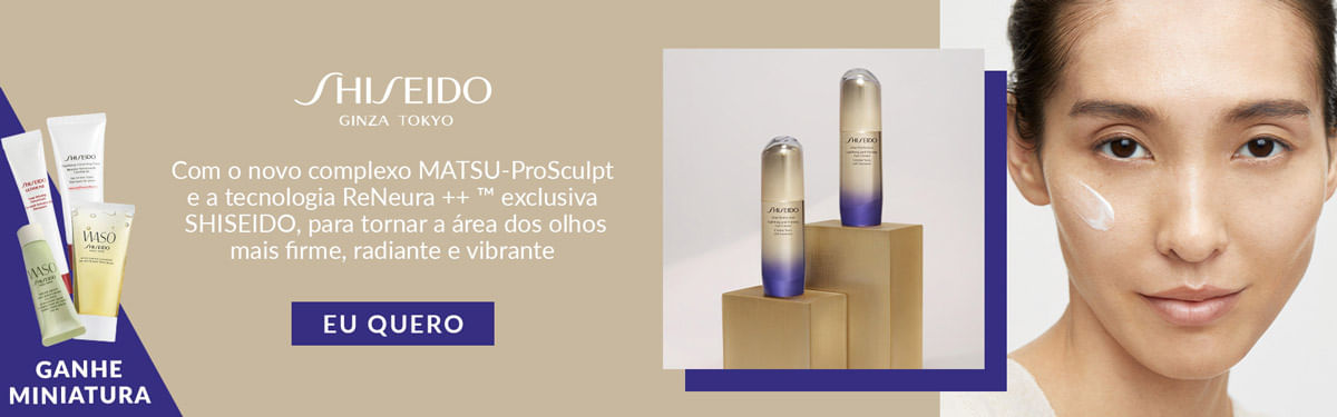 [Shiseido Vital Perfection Eye Cream no ShopLuxo]