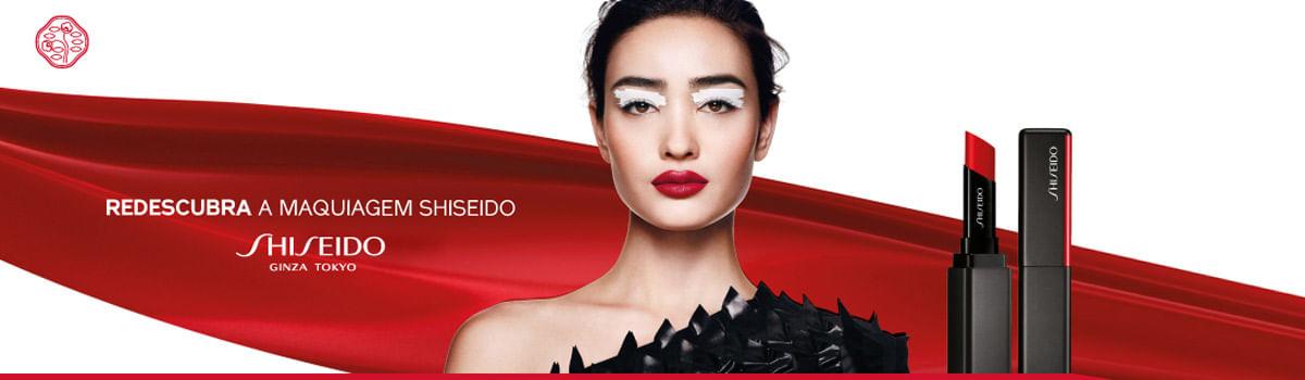 [Maquiagem Shiseido]