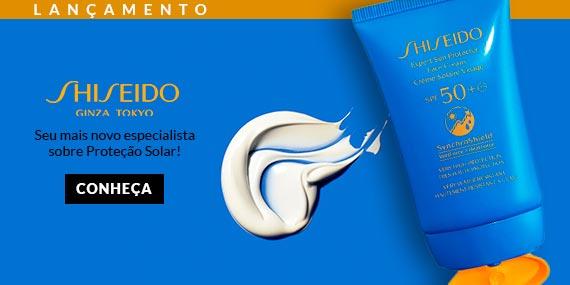 Shiseido no ShopLuxo
