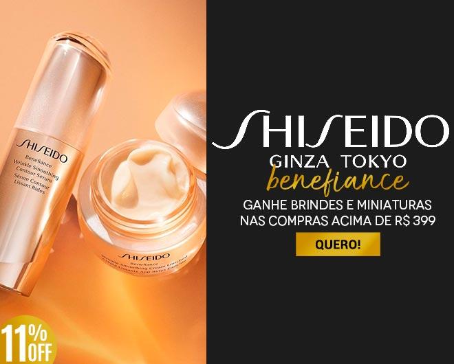 [Shiseido Benefiance]