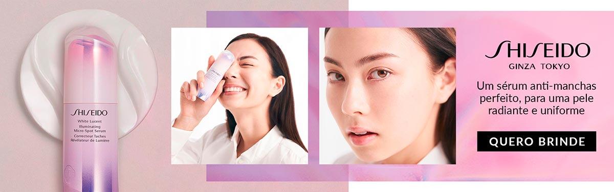 [Shiseido White Lucent no ShopLuxo]