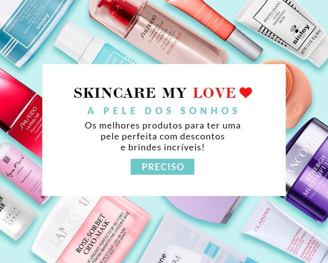 [Skin Care com Desconto no ShopLuxo]