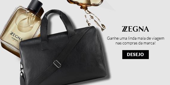 Ermenegildo Zegna no ShopLuxo