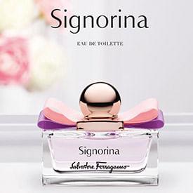 Perfume Importado Salvatore Ferragamo Signorina