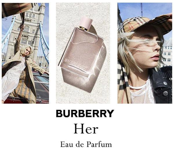 [Burberry Her Eau de Parfum Feminino]
