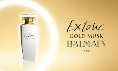 Balmain Go musk perfume feminino