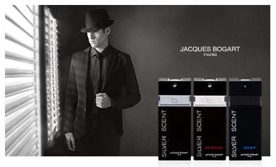 Perfumes Jacques Bogart - Trio - Perfumes Masculino