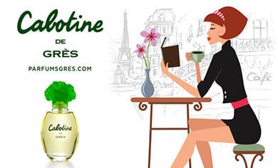 Perfume Gres Cabotine - Perfume Feminino