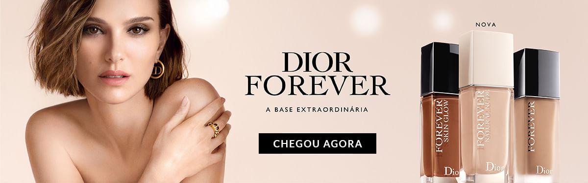 [Nova Base Dior Forever no ShopLuxo]