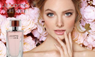 Perfume Jacomo For Her - Perfume Feminino