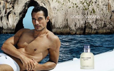 Perfume masculino Light Blue Dolce & Gabbana