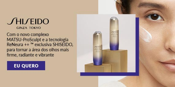 Shiseido Vital Perfection Eye Cream no ShopLuxo