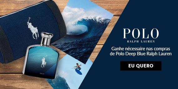Polo Deep Blue no ShopLuxo