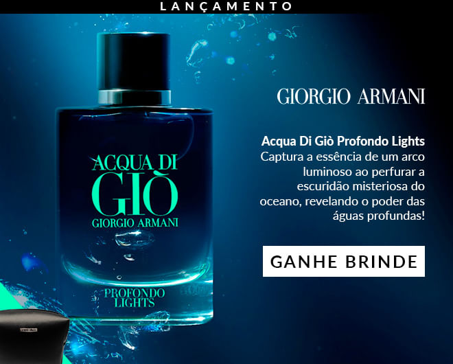 [Giorgio Armani no ShopLuxo]