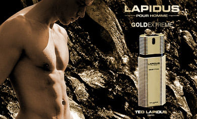 Perfume Ted Lapidus Gold Extreme - Perfume Feminino