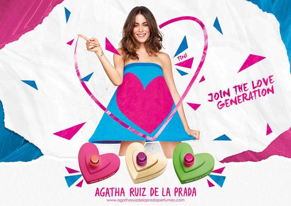 Perfumes Agatha Ruiz de La Prada
