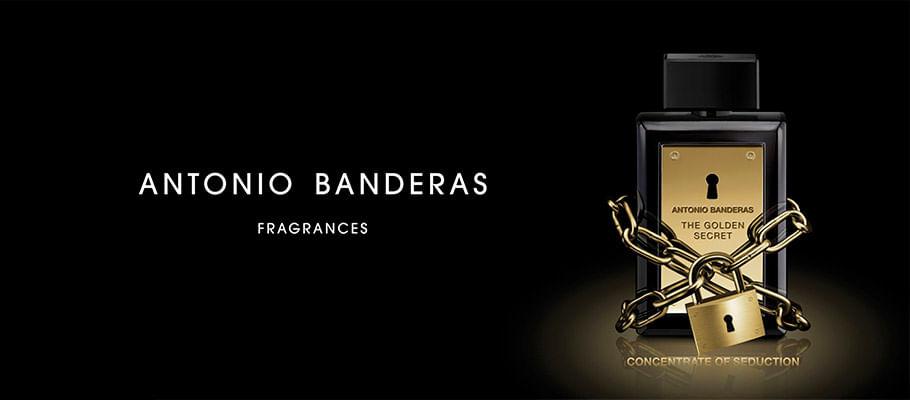 Perfumes Antonio Banderas