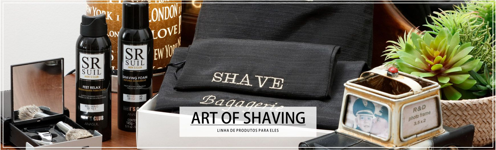 [Banner Anasuil Art of shaving]