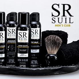 Linha para barbear Sr. Suil