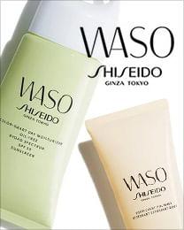 [Shiseido Waso]