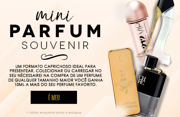 Mini Parfum Souvenir