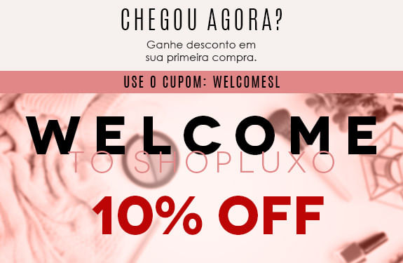 Welcome 10% OFF