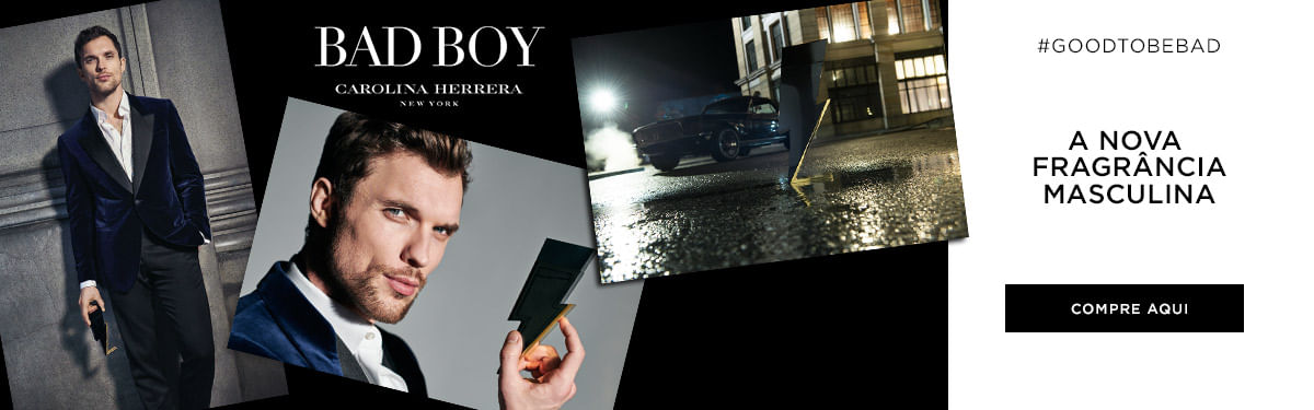 [Bad Boy Carolina Herrera]