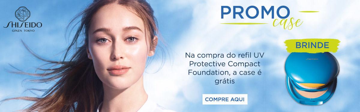 [Base Refill Shiseido Uv Protective Compact Foundation SPF 35]