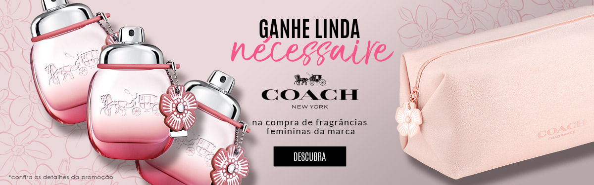 [Coach Floral Blush Eau de Parfum Feminino]