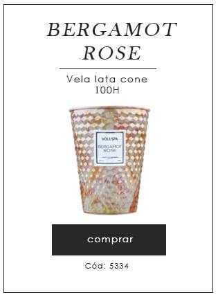 [Vela Lata Bergamot Rose]